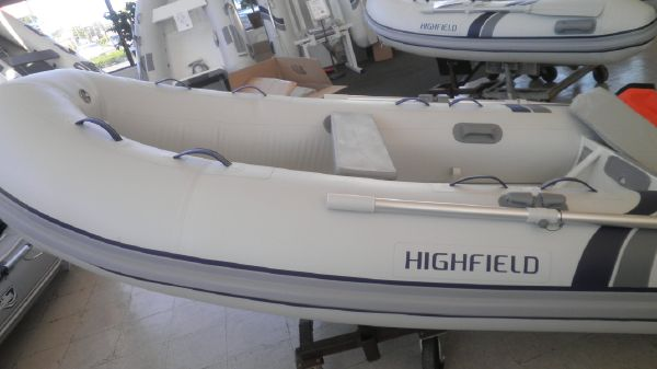 HIGHFIELD INFLATABLES ULTRA LIGHT 310 LARGE TUBES