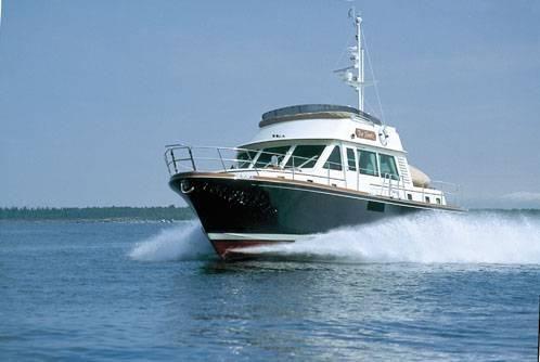 Baltic 48 Motor Yacht