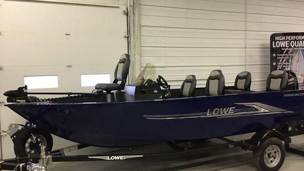 Lowe FM1675 SC SIDE CONSOLE
