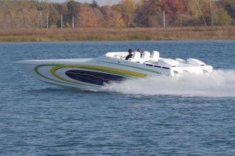 Ocean Express 38 Speed Cat - main image