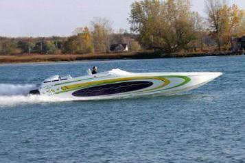Ocean Express 38 Speed Cat image