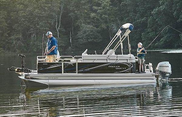 2020 Angler Qwest 816 Panfish