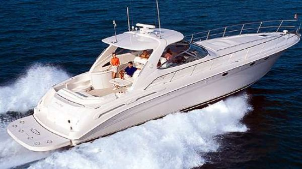 Sea Ray 540 Sundancer Manufacturer Provided Image