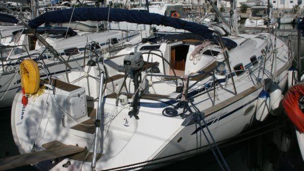 Bavaria Cruiser 46 Starboard Stern