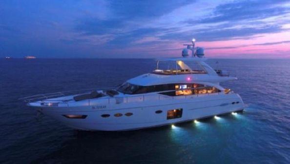Princess 82 Yacht image