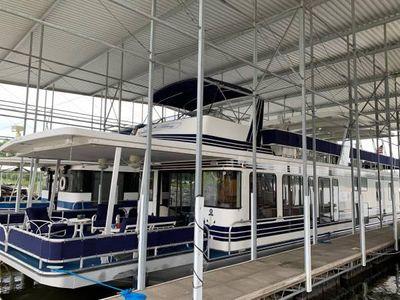 1998 Sharpe<span>Full Body Houseboat</span>
