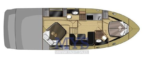 Sessa Marine C44 image