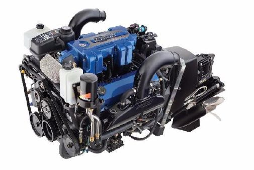 Mercury Racing 520 CC/DTS Engine Only image