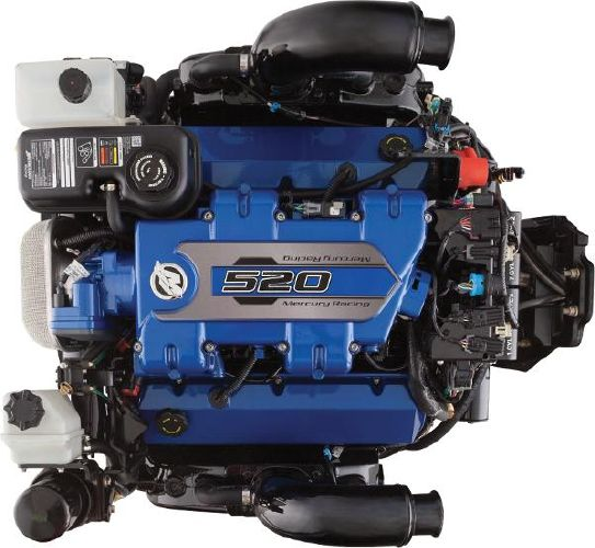 Mercury Racing 520 CC/DTS Engine Only