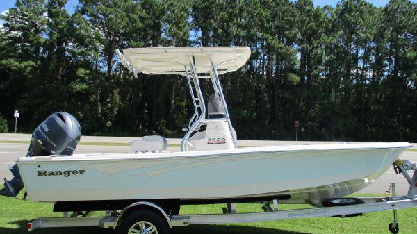 AB Ranger 2260 Bay