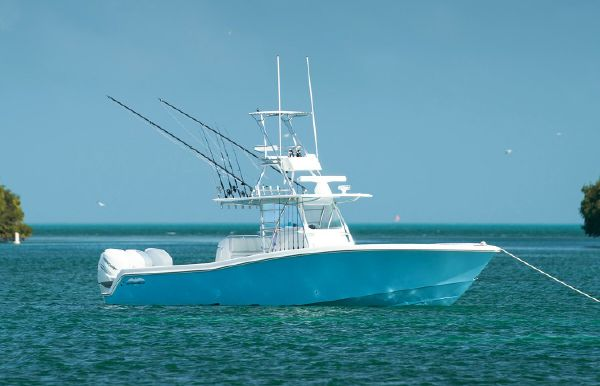 2021 Invincible 39 Open Fisherman
