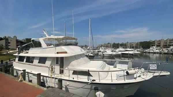Hatteras 61' Motor Yacht
