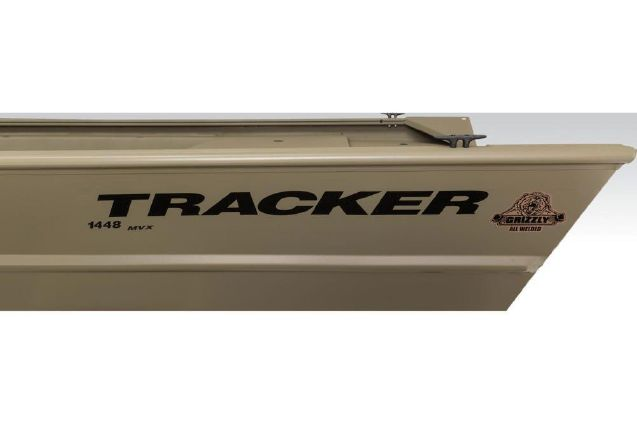 Tracker Grizzly 1448 Jon image
