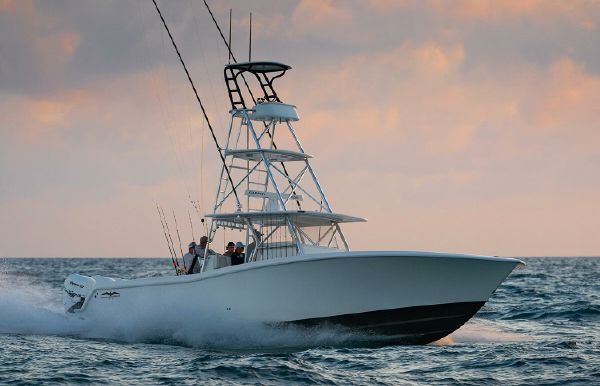 2021 Invincible 42 Open Fisherman