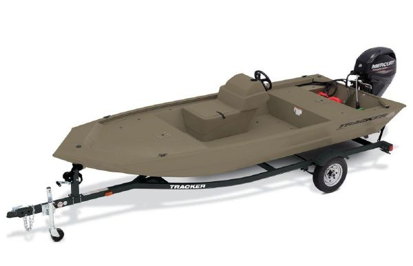 2019 Tracker Grizzly 1648 SC