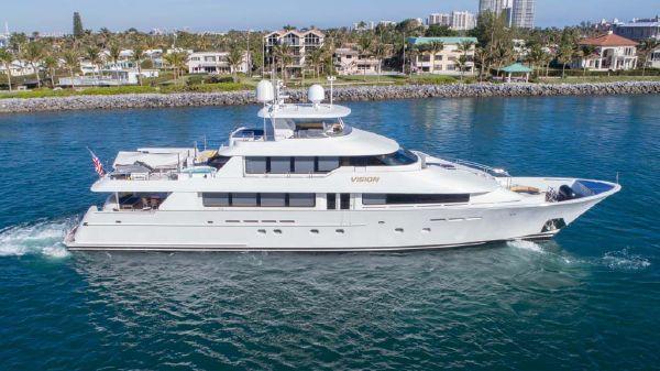 Westport Tri-Deck Motor Yacht