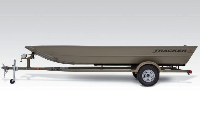 Tracker Grizzly 1754 Jon image