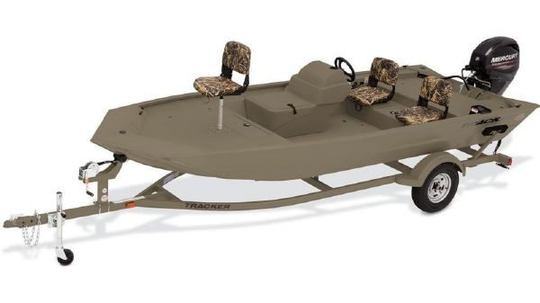 Tracker Grizzly 1754 MVX SC
