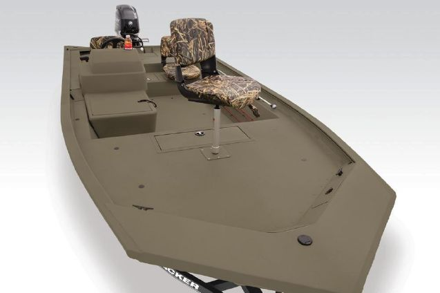 Tracker Grizzly 1754 SC image