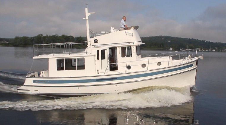 2018 Nordic Tugs 40 Pilothouse