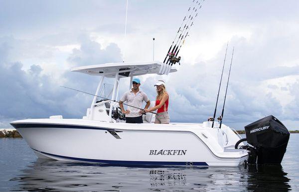 2021 Blackfin 222 CC