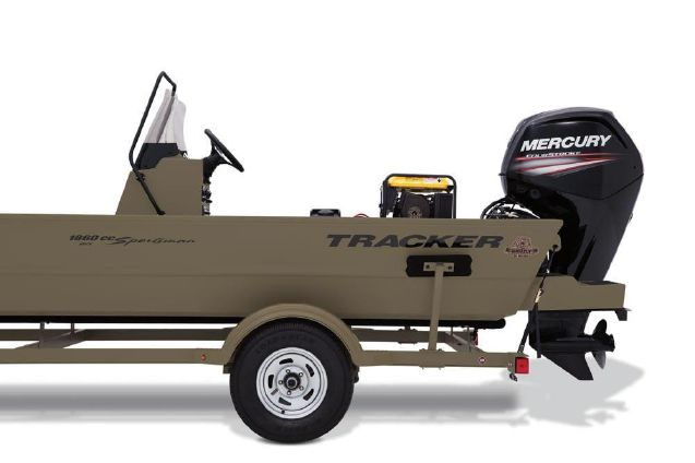 Tracker Grizzly 1860 CC Sportsman image