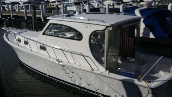 Mainship Pilot II Sedan