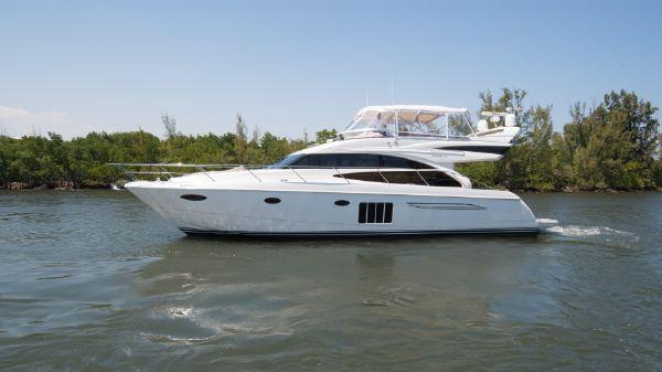 Princess Flybridge 60 Motor Yacht
