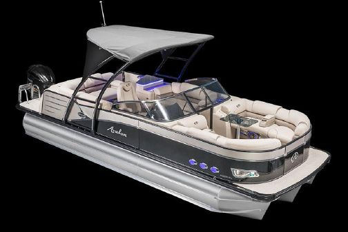 Avalon Catalina Platinum Windshield - 27' image