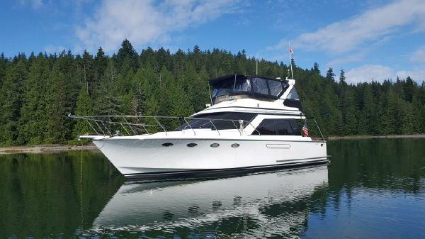 Ocean Alexander Sedan