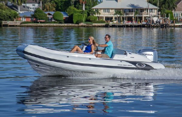 2021 Walker Bay Generation 525 DLX