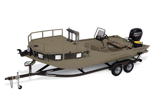 Tracker Grizzly 2072 CC Sportsman - main image