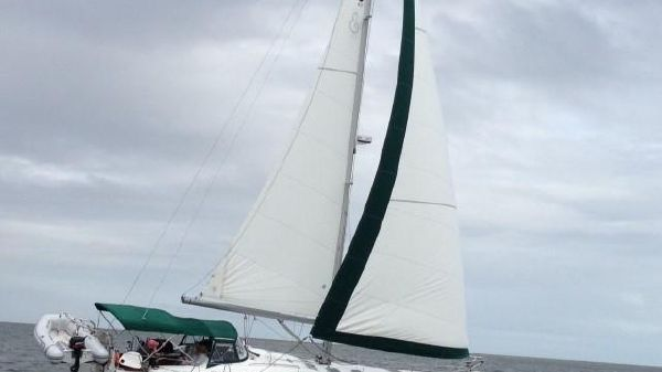 Beneteau America 423 Great Shot...!