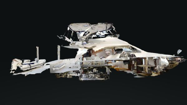 Sea Ray 52' Sedan Bridge image