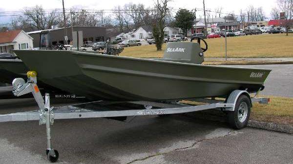 SeaArk 1652 MV