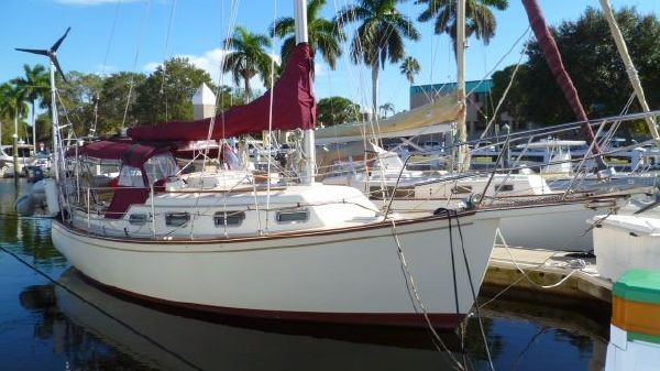 Island Packet 27 Sloop 1988 Island Packet 27