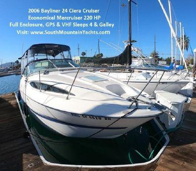 2006 Bayliner<span>245 Cruiser</span>