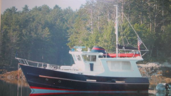 Fairways Marine Fisher Trawler