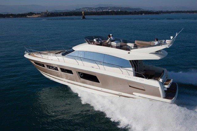 2014 Prestige 500 Flybridge