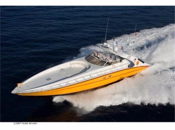 2004 Schoell Marine High Speed Offshore Sport Cruiser