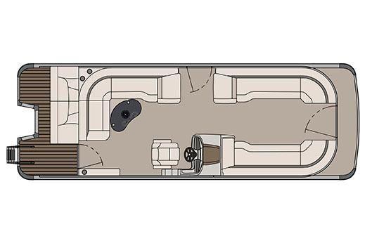 2017 Avalon Catalina Platinum Cruise - 25'