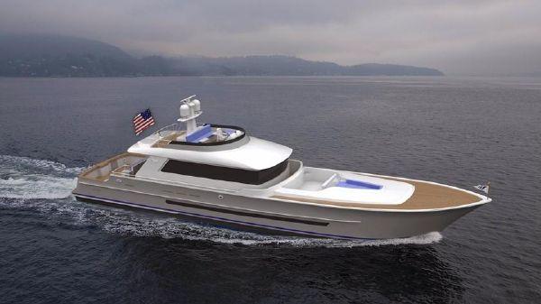 Paragon motor yacht 94' Paragon Oyster Bay Express