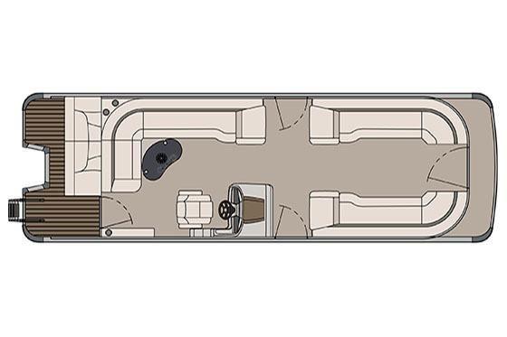 2017 Avalon Catalina Platinum Cruise - 27'