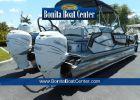 Crest Continental 270 NX-L Twin Engine Pontoon Boatimage