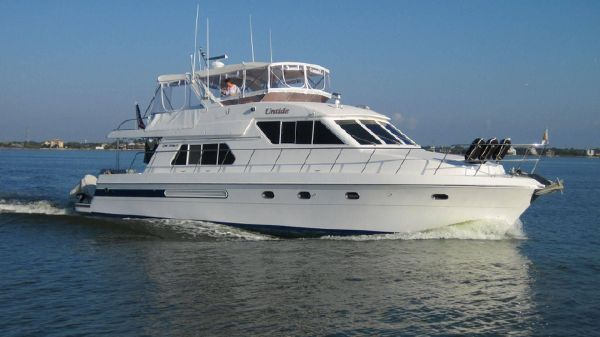 Grand Harbour 57 Pilothouse
