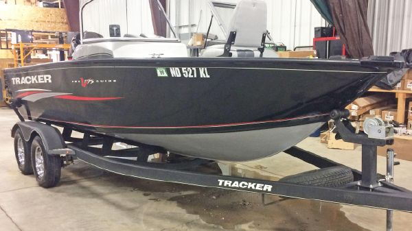 Used Tracker Boats For Sale - Swenson Marine & RV