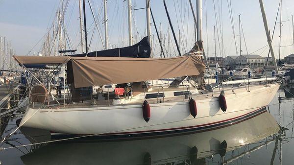 Sparkman & Stephens 45'sloop