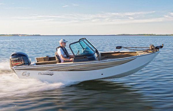 2020 G3 Angler V16 F
