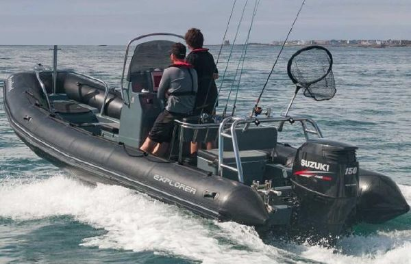 2018 Bombard Explorer 690