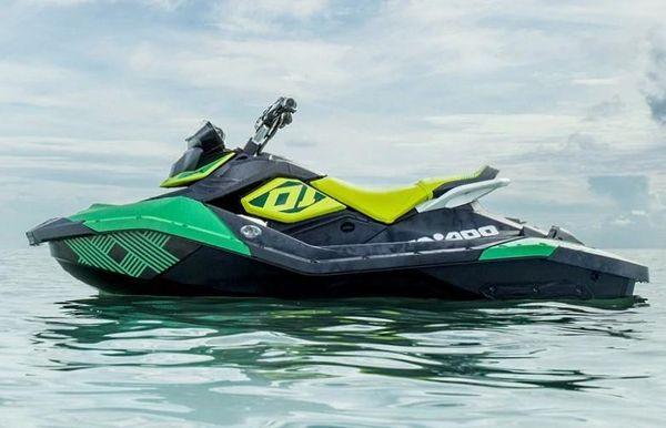 2019 Sea-Doo SPARK TRIXX 2up